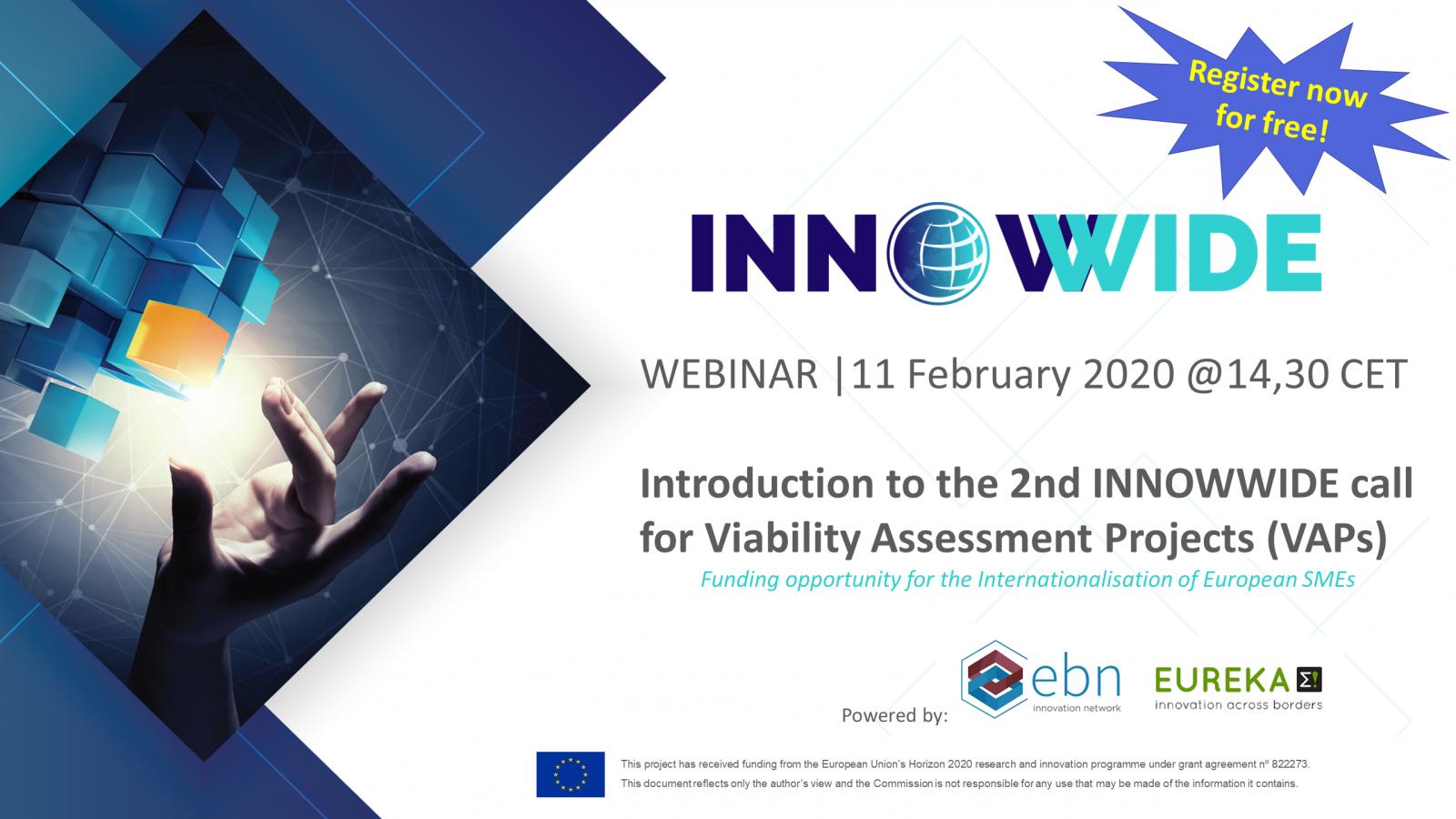 INNOWWIDE - Webinar 11 Feb 2020
